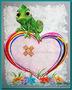 Pascal, Walt Diseny, Rapunzel, Herzkind, Kardiologie, Kinder, Herz, UMG, Angelina Pauluzzi