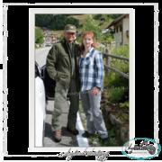 Terence Hill, Angelina Pauluzzi, Pietro, Un passo dal cielo, Innichen, Südtirol